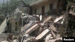 Earthquake Kills 64 in Southwest China