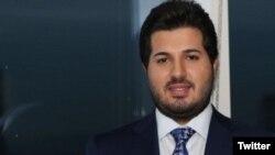 Pengusaha Turki keturunan Iran, Reza Zarrab (33 tahun), dikenai tuduhan melakukan pencucian uang untuk Iran.