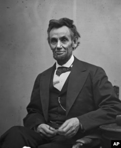 Abraham Lincoln was the president of the U.S. from 1861 until he was assassinated in 1865.