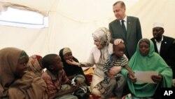 ترکی کا صومالیہ کی بھرپور مدد کرنے کا وعدہ