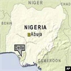 Taswirar kasar Najeriya da makwaftan ta irin su Nijer da Chadi da aka ce 'yan Boko Haram na shiga cikin sauki