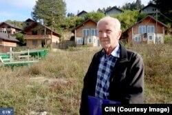 Općinski građevinski inspektor Vahid Hadžiabdić je nakon kontole ilegalne gradnje u Ilijašu otišao na godišnji, a građevinci su nastavili po starom (Foto: CIN)