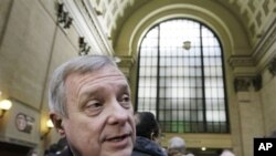 U.S. Sen. Dick Durbin (fle photo)