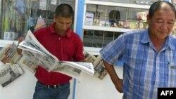 Qirg'izistonda jurnalistlik qilish bugun yanada qiyinlashgan