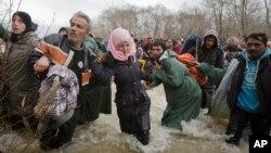 IOM: حدود ٥٠٠٠ مهاجر در سال ٢٠١٦ در بحیره مدیترانه غرق گریده اند
