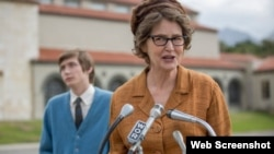 «ملیسا لئو» در صحنهای از فیلم «منفورترین زن آمریکا» از شبکه «نتفلیکس» Netflix Photo