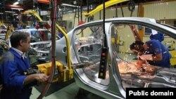 تولید پژو در ایران