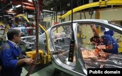 کارخانه ایران خودرو - آرشیو