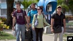 Desde que se suavizaron las restricciones para viajar a Cuba varias universidades en EE.UU. están en búsqueda de acuerdos con centros de educación superior en Cuba.