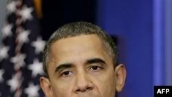 Президент Обама. Белый дом. Вашингтон. 18 ноября 2010 года