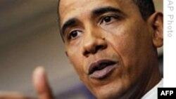 اوباما: مردم ايران از حق جهانی آزدی بيان برخوردارند