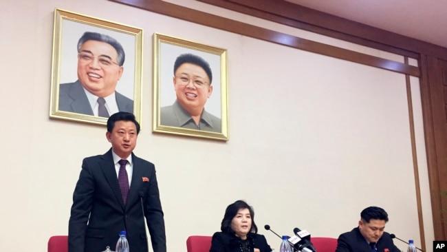 朝鲜称考虑停止对美无核化谈判