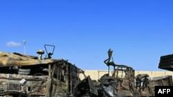 Forcat e Gadafit vazhdojnë ofensivën