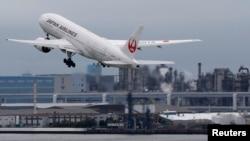 日本航空等多家國際航空仍未照中國要求改變網上對台灣名稱。