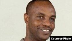Hussein Rajabu mwenyekiti wa chama tawala cha Burundi CNDD-FDD
