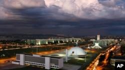 Vista de Brasília