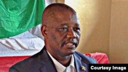Musenyeri Justin Nzoyisaba