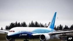 """波音787""""梦幻客机"""""""