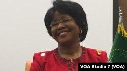 Duta Besar Uni Afrika untuk Amerika Serikat, Arikana Chihombori-Quao (foto: dok).