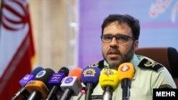 سعید منتظرالمهدی، سخنگوی نیروی انتظامی جمهوری اسلامی ایران