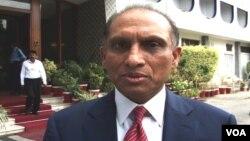 سیکریٹری خارجہ اعزاز احمد چوہدری