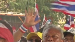 Thai Prime Minister Calls New Elections, Protesters not Satisfied