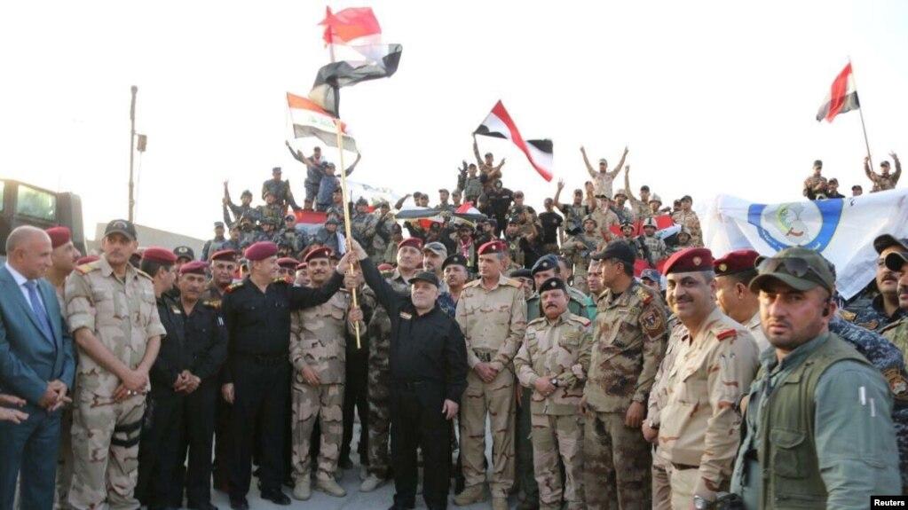 Kryeministri irakian shpall fitoren në Mosul