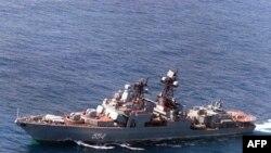 Chiến hạm săn tàu ngầm Đô đốc Vinogradov của Nga