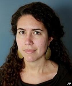Heba Morayef, a researcher with Human Rights Watch (HRW)