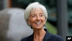 Shugaban IMF