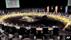 Šefovi diplomacija država Commonwealtha na skupu u Perthu