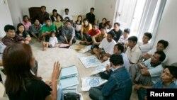 ၂၀၁၆ ဘ႑ာႏွစ္မွာ အေမရိကကုိ ျမန္မာဒုကၡသည္ အမ်ားဆုံးေရာက္