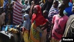 'Yan gudun hijiran Nigeria