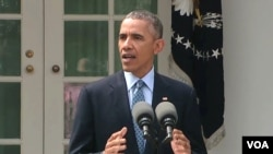 اوباما می گوید که توافق نهایی مانع دستیابی ایران به سلاح اتمی خواهد شد