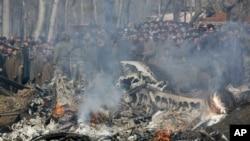 اس حادثے میں انڈین ایئر فورس کے 6 اہلکار ہلاک ہوئے تھے۔ (فائل فوٹو)