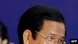 Bộ trưởng Kế hoạch và Đầu Tư của Việt Nam Võ Hồng Phúc