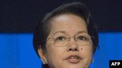Tổng thống Philippines Gloria Macapagal-Arroyo