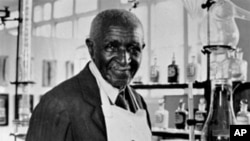 """Crni Leonardo,"" George Washington Carver"