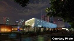 美国驻广州领事馆(领事馆网站图片)