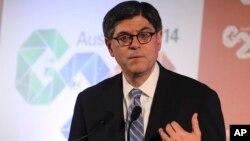 El secretario del Tesoro estadounidense, Jack Lew, se encuentra de visita en China.