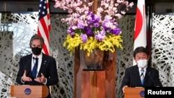 Antony Blinken visit to Japan
