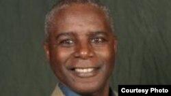 Professeur Mohamed Mbodj de Manhattanville College