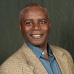 Professeur Mohamed Mbodj joint par Jacques Aristide