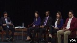جوانان مسلمان امریکایی میگویند، تمرکز بیشتر باید روی تشویق جوانان برای بیان آرزوها و برنامه ریزی های آینده ای شان صورت گیرد