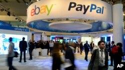 El sistema de pago de eBay, PayPal, asegura que en el futuro los viajeros espaciales serán parte de un sistema comercial universal.