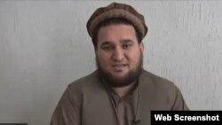 د پاکستاني طالبانو پخوانی ویاند او د جماعت الاحرار ډلې پخوانی مشر احسان الله احسان.