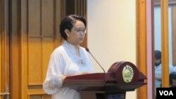 Bộ trưởng ngoại giao Indonesia, Retno Marsudi.