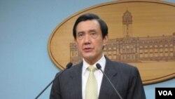 台灣總統 馬英九(資料照片)