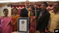 کوتاه قدترین دختر دنیا در هند
