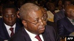 L'ancien Premier ministre de la RDC, Adoplhe Mozito